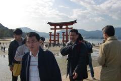 2017年03月 社員旅行 in 広島